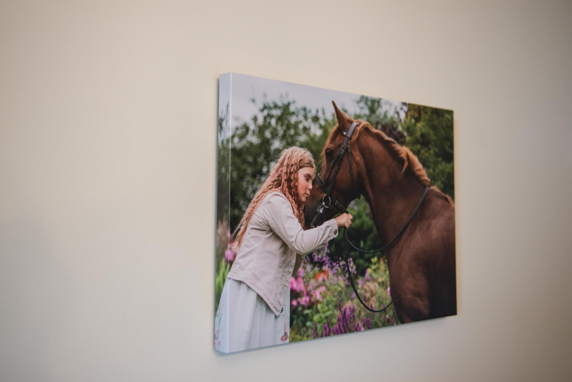 Order a Canvas from your photoshoot from Jessie Lee Photography
